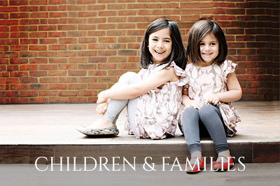 Children & Family Photographers London