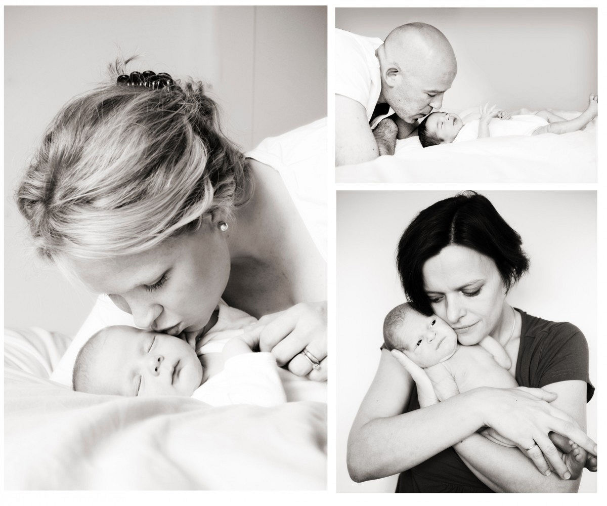 newborn photographer, North London