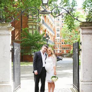 Mayfair wedding (wedding photographer west London)