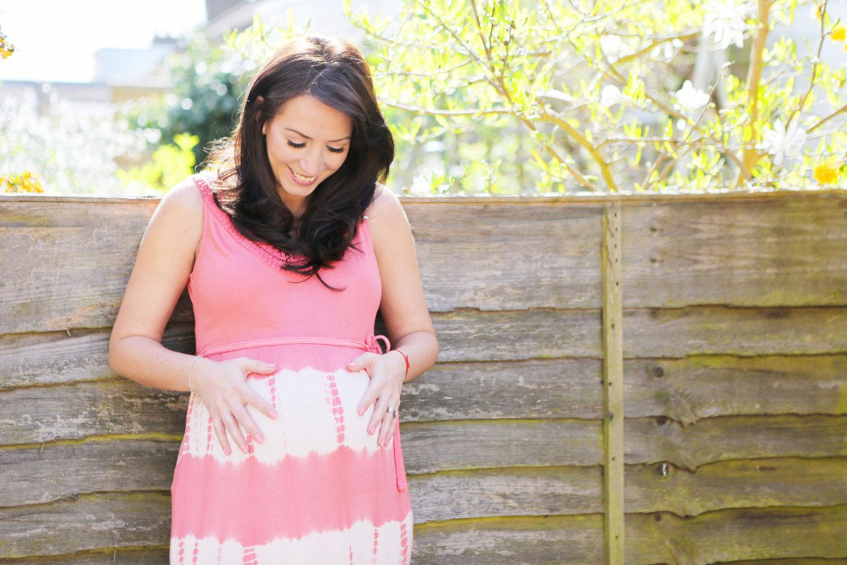 maternity photographer in North London