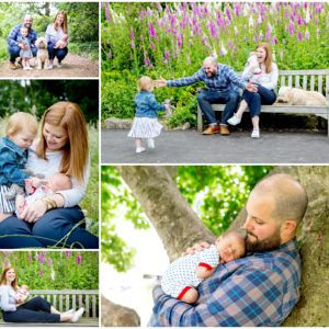North London family photographer – outdoor shoots