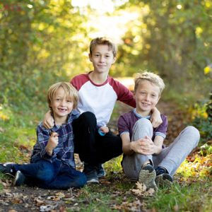 Autumn outdoor shoots | North London family photographer