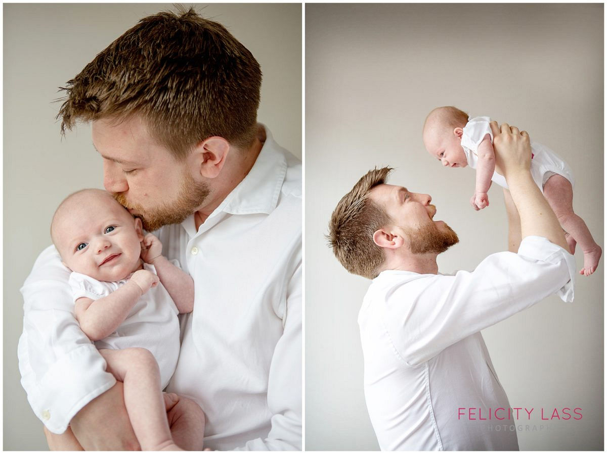 North London baby photoshoot