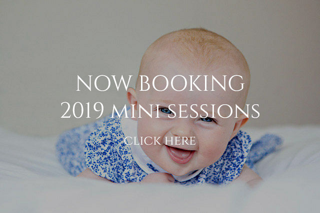Click here to book 2019 mini sessions