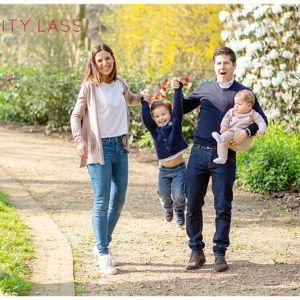 Family photo shoot Hampstead