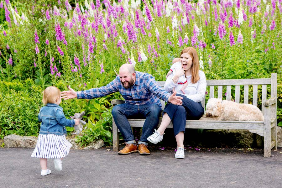Park Family Portraits in London