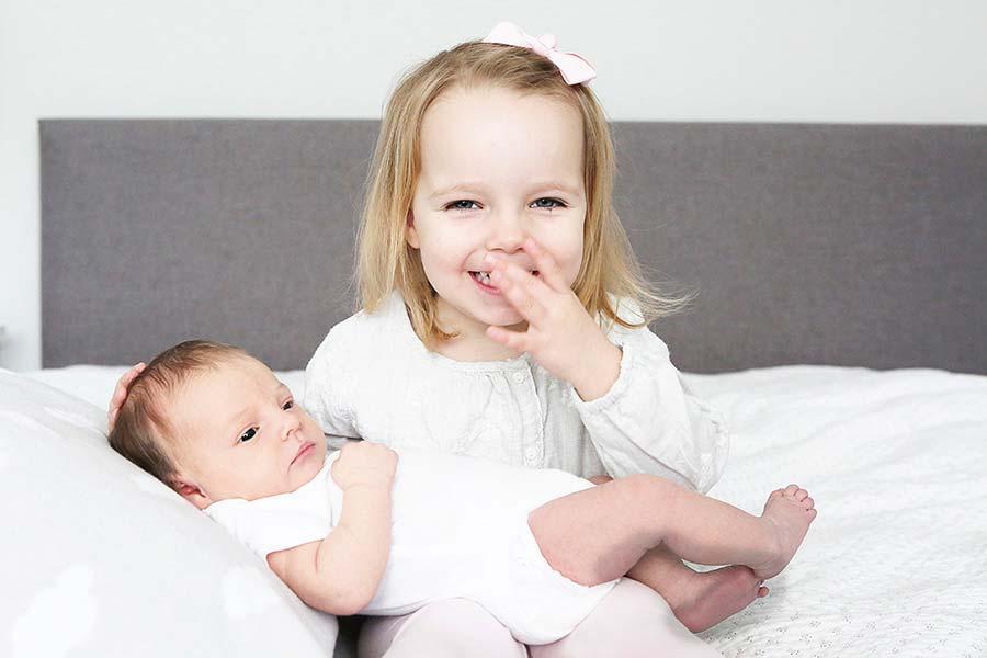 Children and Newborn Baby Photographers London
